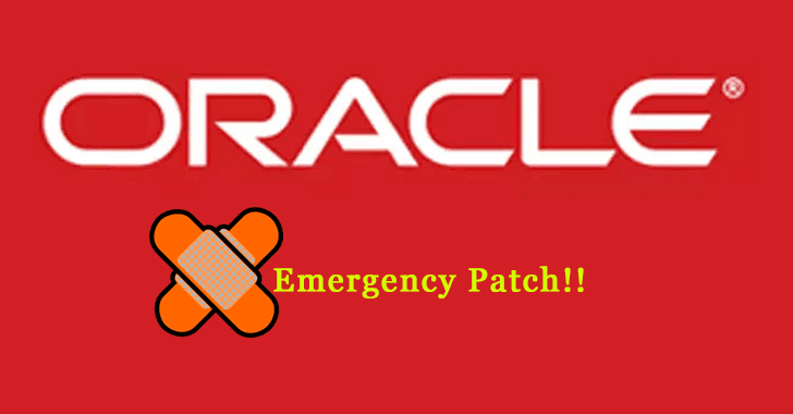 Oracle Emergency Patch
