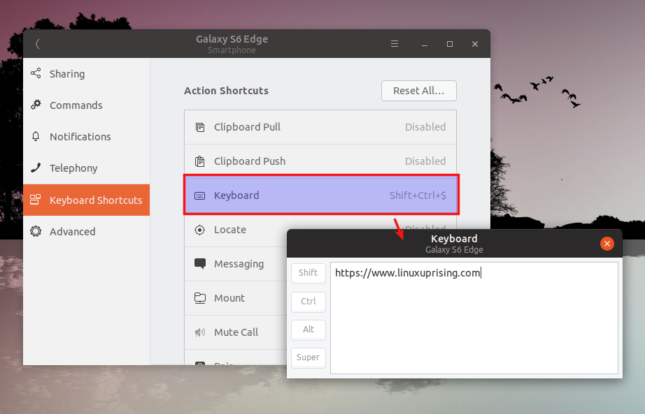 GSConnect v15 Released With Rewritten Gnome Shell UI, Option