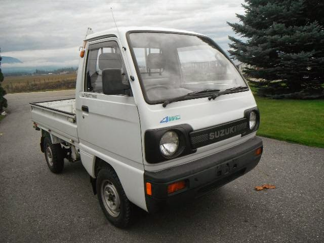 J Cruisers JDM Vehicles Parts In Canada: 1991 Suzuki Carry