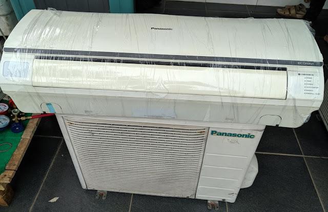 Jual AC Panasonic 34 PK Gratis Pemasangan Terpecaya Semarang