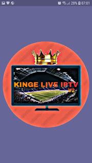 تحميل تطبيق king live iptv.apk لمشاهدة القنوات المشفرة و الافلام العالمية و المسلسلات 2019 مع الترجمة