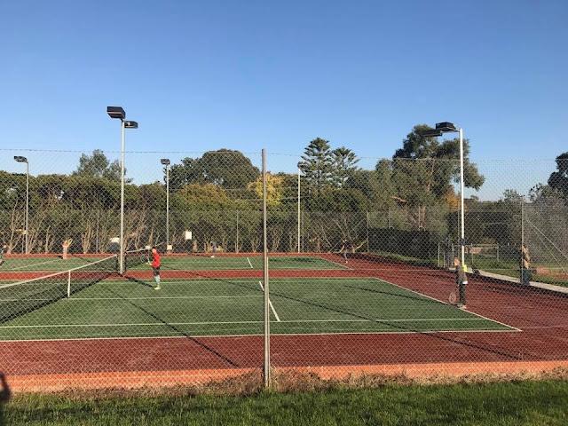 East Croydon Kilsyth Tennis Club
