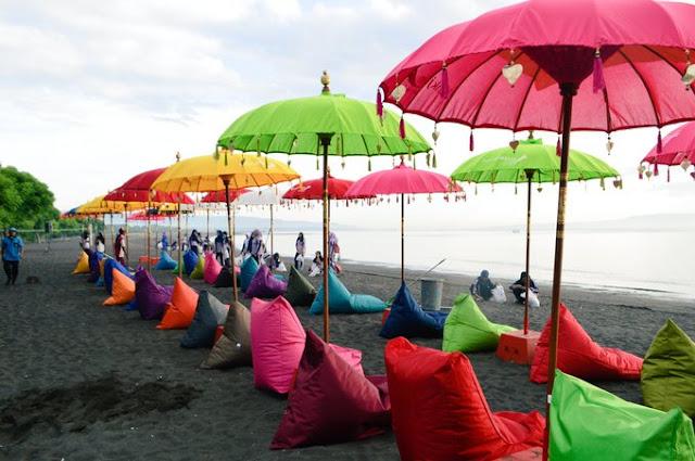 Mari Berkunjung Ke Pantai Syariah Pertama Di Indonesia Di Pulau Santen, Banyuwangi