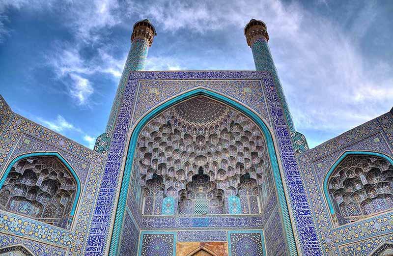 Самые красивые мечети Ирана. Описание и фото в блоге itdalee.ru