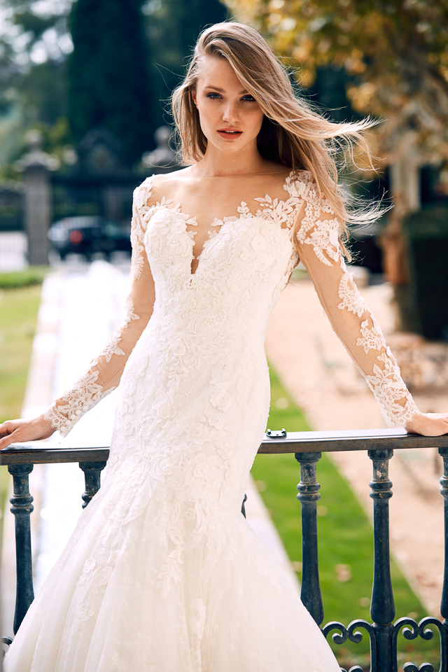 vestido novia st patrick clasico princesa pratima palma prospera penelope