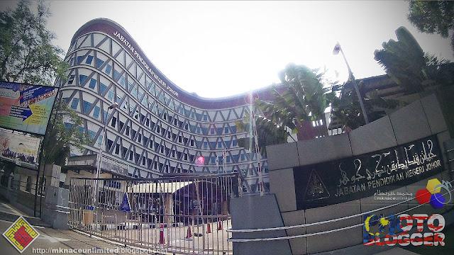 Jabatan Pendidikan Negeri Johor 20160325