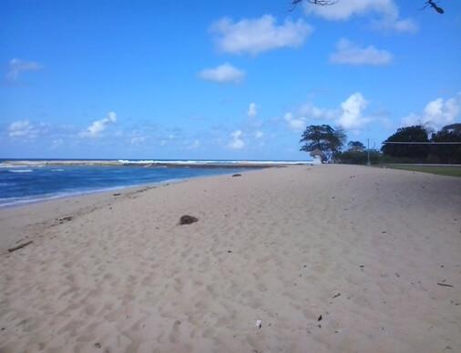 Sawangan Beach is a long stretch white sand beach amongst scenic sentiment BeachesinBali: Sawangan Beach Bali - Beautiful, Sacred & Serene!
