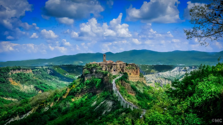 Top 11 Ancient Towns and Villages - Civita di Bagnoregio, Province of Viterbo, Italy