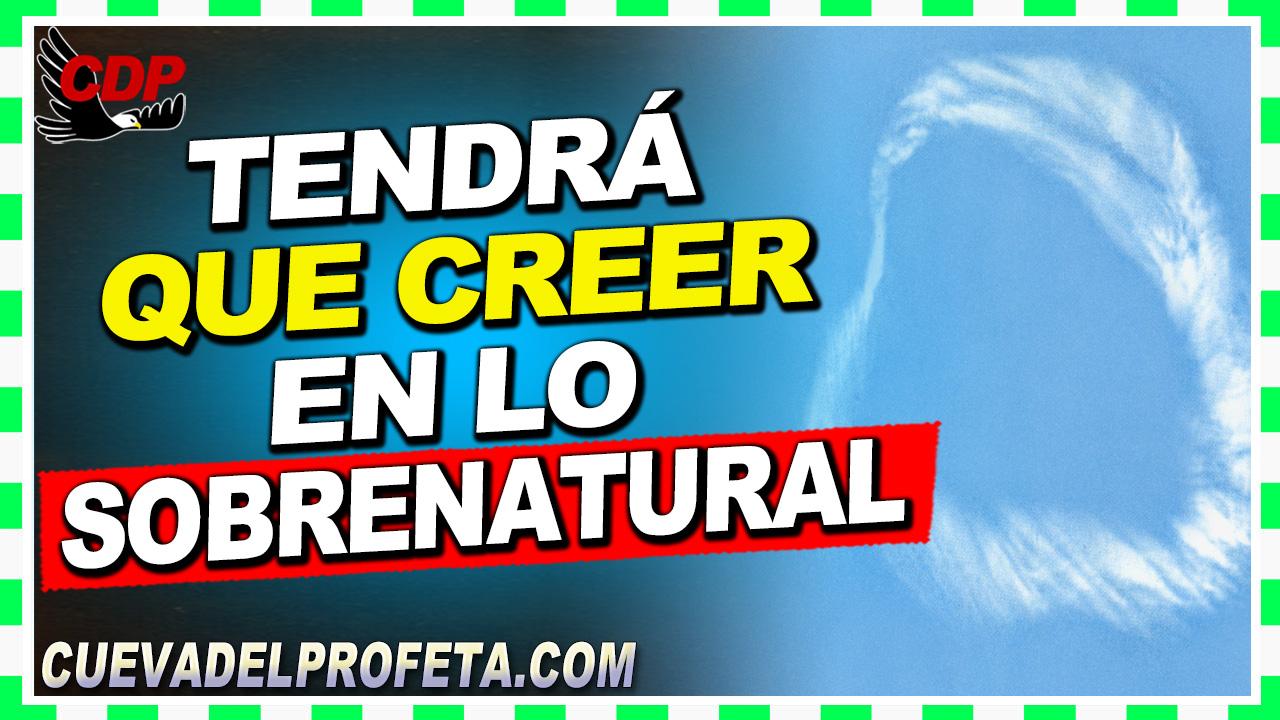 Tendrá que creer en lo sobrenatural  - William Branham en Español