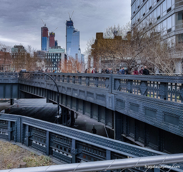 High Line Park, Nova York
