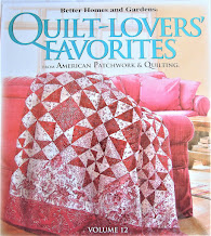 """""""Quilt Lovers Favorites"""" from American Patchwork & Quilting"""