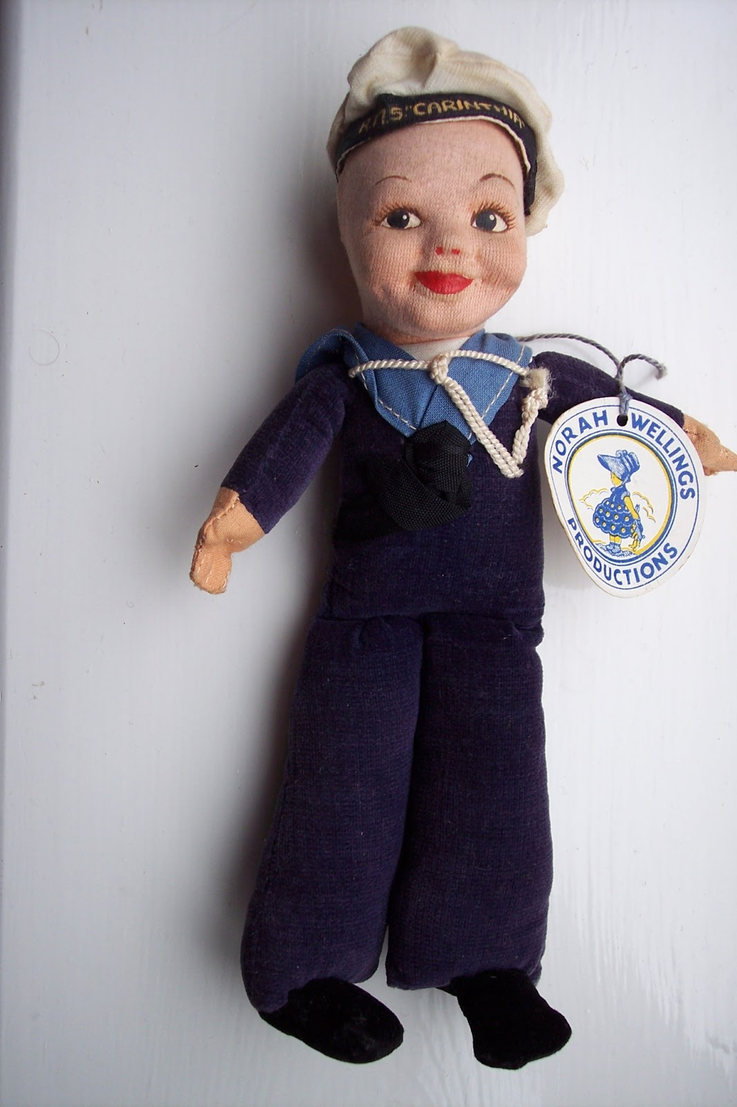 Home Decor Style Names Paint And Style Norah Wellings Sailor Doll
