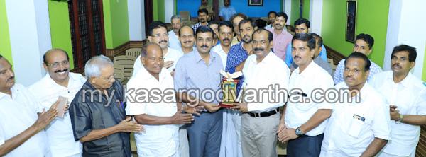 Chalanam, Kerala, News, Sent off, Sent off to K.G Simon IPS.