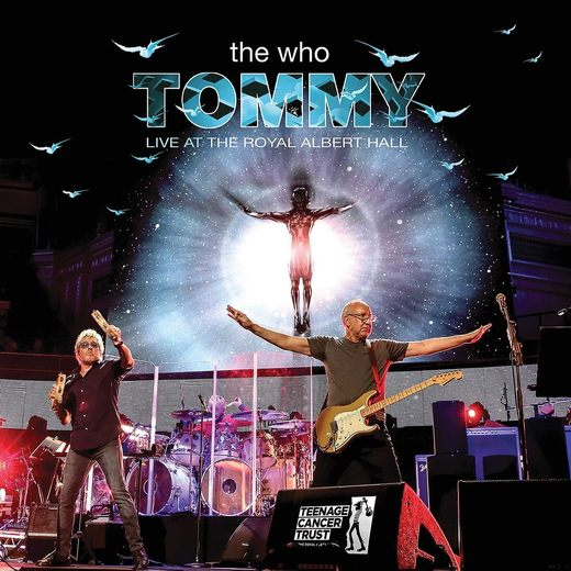 THE WHO - TOMMY : Live At The Royal Albert Hall (2017) full