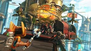 Ratchet And Clank Game Free Download For PC Full Version
