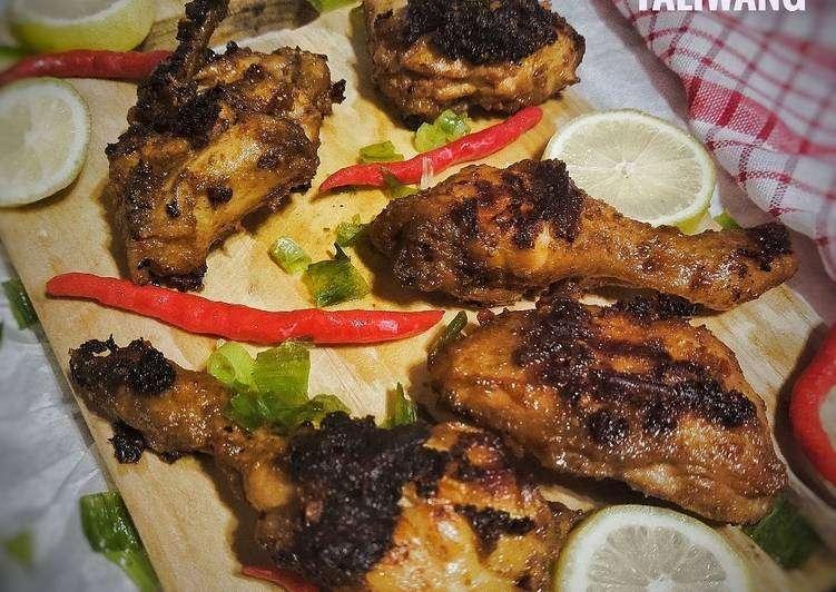 Ayam Bakar Taliwang.