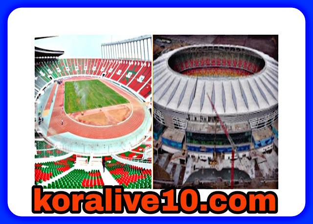 رسميا ؛ الكاف يعلن عن ملعب نهائي دوري أبطال أفريقيا والكونفدرالية