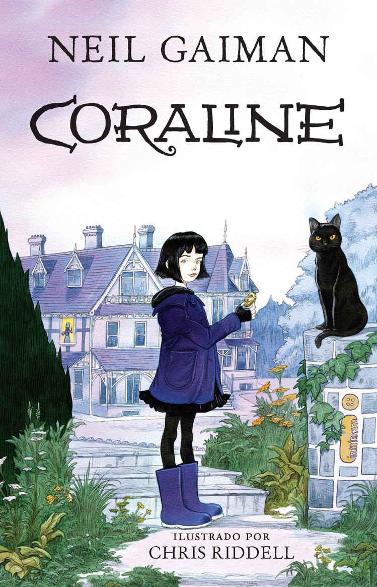 Hora de Ler: Coraline - Neil Gaiman