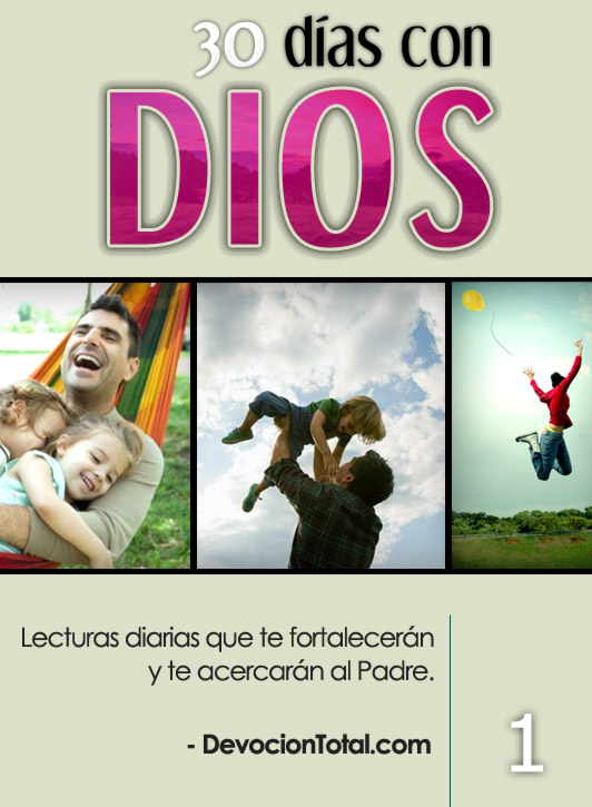 30 días con Dios – Andrés Reina