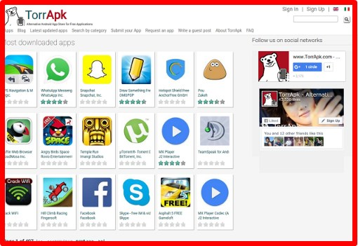 how to install facebook apk