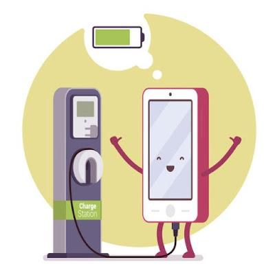 5. peligros cargar smartphone sitios publicos recomendaciones