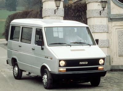 Iveco Daily comemora 40 anos