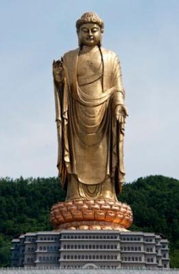 Spring Temple Buddha