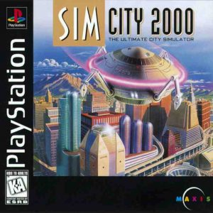 Download Sim City 2000 – PS1