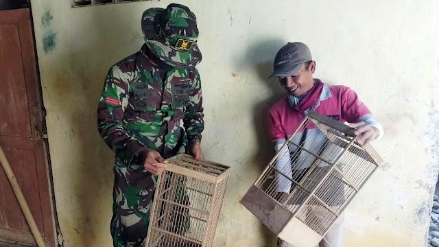Inovasi bagi Pengerajin Sangkar Burung Desa Jatiwarno