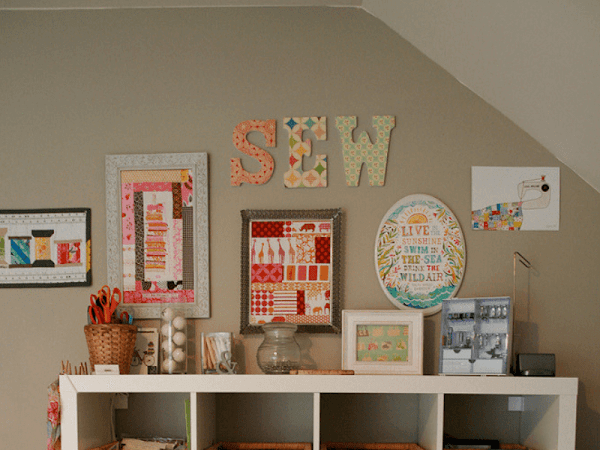 Sewing Is Such A Fun Hobby! Do you know how?
