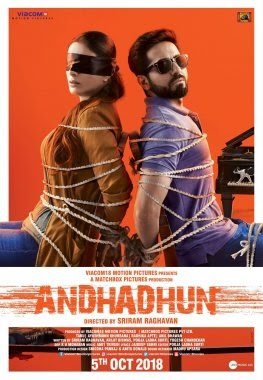 Nonton Film Andhadhun (2018) Streaming Online Sub Indonesia