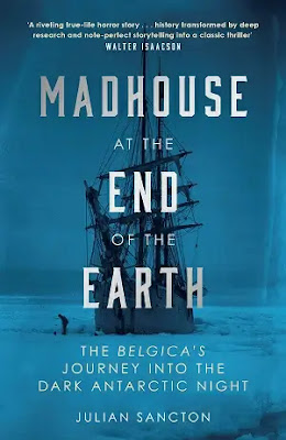 Madhouse at the End of the Earth Book by Julian Sancton Pdf