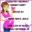 Celebrating Pregnancy Giveaway Event! Over $200 Dollars in Prizes!