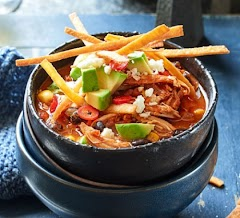 Chicken Tortilla Soup Mexican Recipe