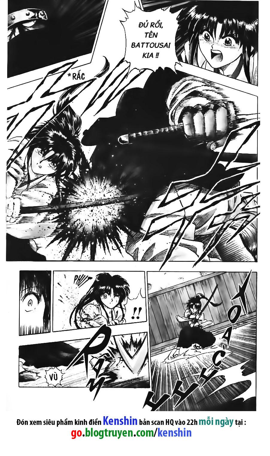 Lãng khách Kenshin Chap 1 . Next Chap Chap 2
