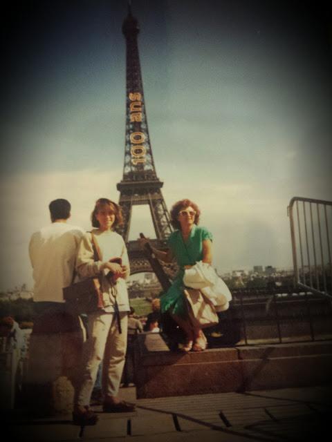 Tour Eiffel 100 ans