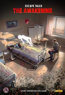 escape tales rytuał przebudzenia