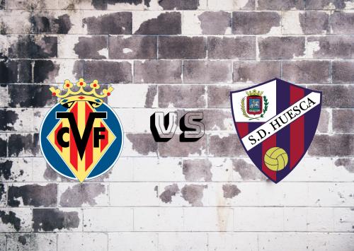 Villarreal vs Huesca  Resumen