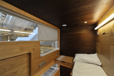 Modular Hotel Rooms