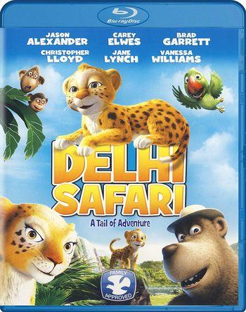 Delhi Safari 2012 BluRay 720p Dual Audio In Hindi English