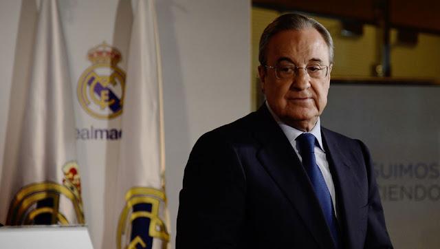 Florentino Pérez prêt à faire sauter la banque pour 3 joueurs