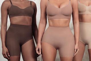 Kim Kardashian launches shapewear line - #Kimono!
