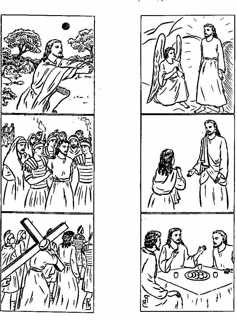 El Renuevo De Jehova: Resurrección de Jesus - Imagenes para colorear ...
