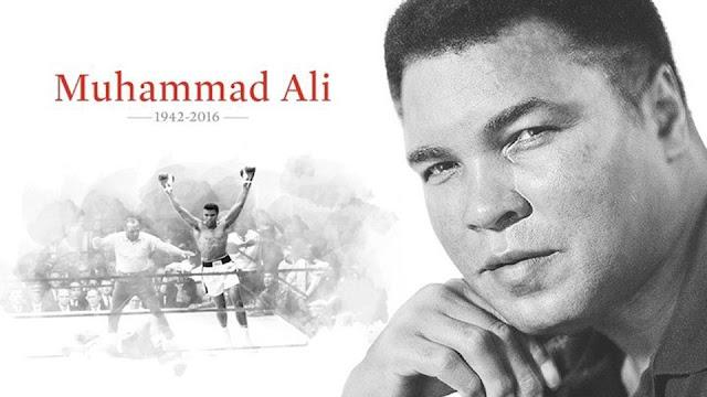 Muhammad Ali morre aos 74 anos