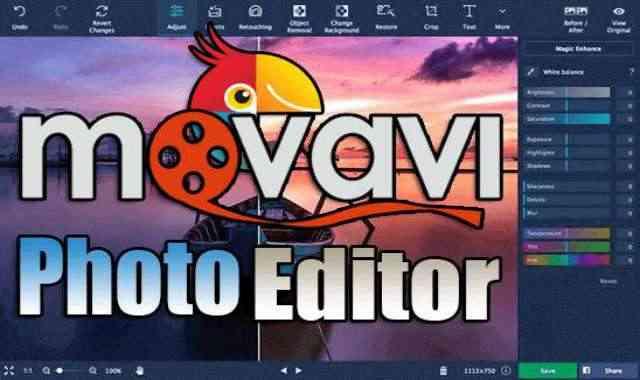 تحميل وتفعيل برنامج Movavi Picverse عملاق التعديل على الصور اخر اصدار