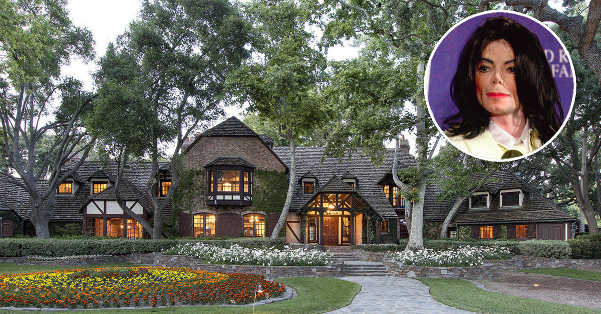 La maldición de Neverland, retiran del mercado el antiguo rancho de Michael Jackson