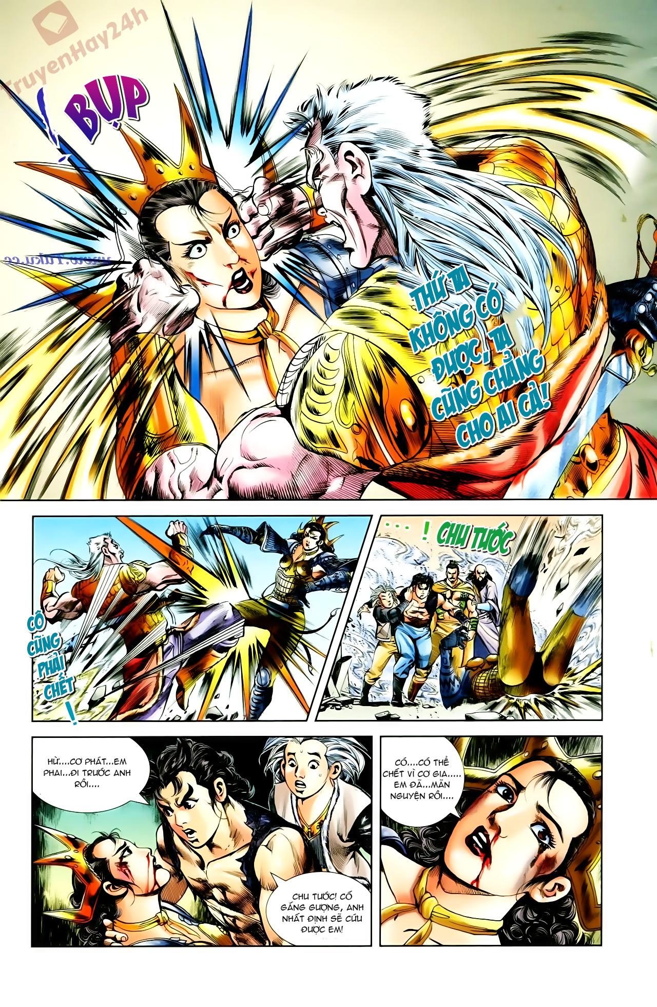 Cơ Phát Khai Chu Bản chapter 66 trang 29