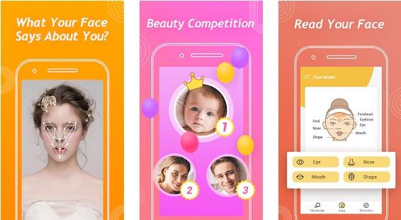 Face Secret – Face Reading, Beauty Scan, Horoscope Apk free on