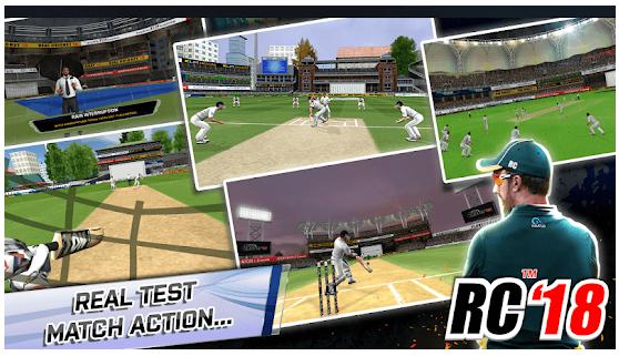 real cricket 18 mod apk v 2.1