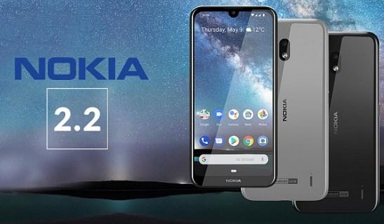نوكيا تستعرض هاتفها الجديد 2.2 المتطور وزهيد الثمن.فيديو
